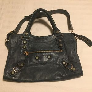 Authentic bakenciaga bag